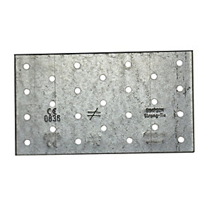Wickes/Screws, Nails & Fixings/Fixings & Fasteners/Wickes Camplate Nailed Plate Fastener CP144/178