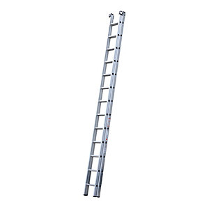 YOUNGMAN 2 SECTION DOMESTIC EXTENSION LADDER 7.41M