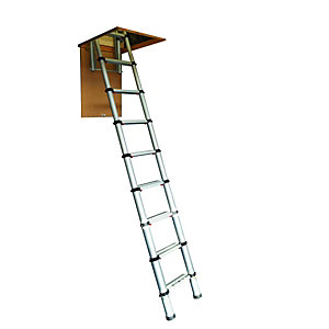 Youngman Telescopic Loft Ladder 2.9m
