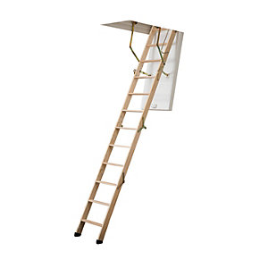 Youngman Click Fix 76 Timber Loft Ladder