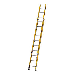 YOUNGMAN S200 EXTENSION LADDER GRP 5.06M