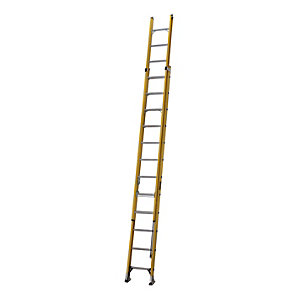 YOUNGMAN S200 EXTENSION LADDER GRP 6.22M