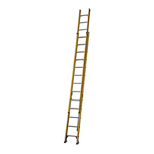 YOUNGMAN S200 EXTENSION LADDER GRP 6.8M