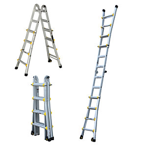 Youngman Professional Multi-function Ladder 4.66m