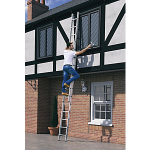 Youngman 2 Section Domestic Extension Ladder 6.3m