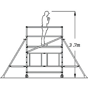 Youngman Access Tower System Option 2