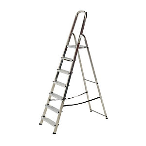 Youngman 7 Tread Professional Step Ladder