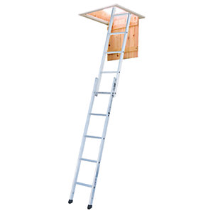 Youngman Standard 2 Section Aluminium Loft Ladder