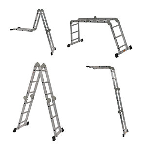 Youngman Professional Multi-function Ladder 3.725m