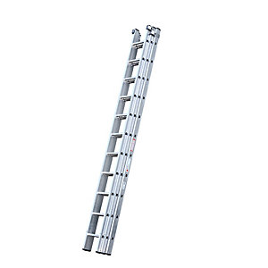Youngman Ladder 200 2 Section 3.66-6.27m 570113