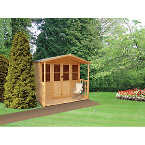 Wickes Houghton Summerhouse 7x7