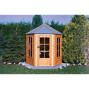 Wickes Gazebo Summerhouse 7x6ft