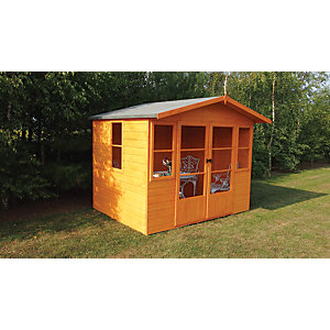 Wickes Milton Summerhouse 8x6ft