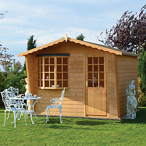 Shire Goodwood Summerhouse 10x8
