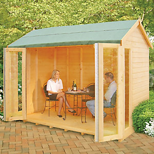Shire Blenheim Summerhouse 10x6