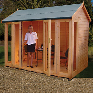 Shire Blenheim Summerhouse 10x8