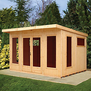 Shire Chequers Summerhouse 12x10