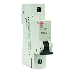 Wylex Type B Miniature Circuit Breaker 32 Amp