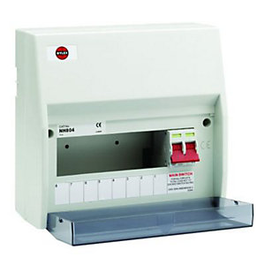 Wylex 8 Way Insulated Consumer Unit