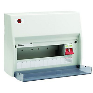 Wylex 11 Way Insulated Consumer Unit