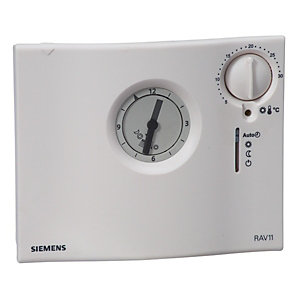 Siemens RAV 111 Programmable Room Thermostat