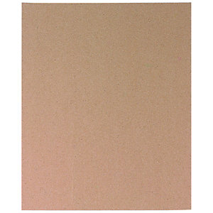 Wickes General Purpose Sandpaper Coarse 5 Pack
