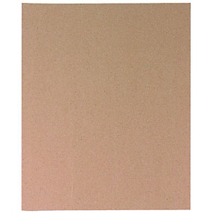Wickes General Purpose Sandpaper Medium 5 Pack