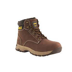 DeWalt Carbon Brown Size 7