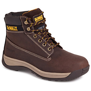 DeWalt Apprentice Brown Size 7