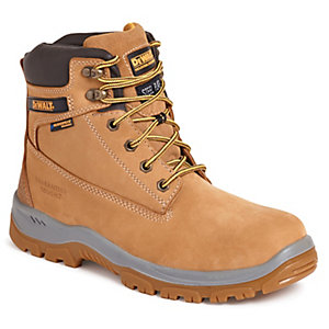 DeWalt Titanium Wheat Waterproof Boot Size 10