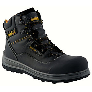 DeWalt Neutron Black S3 Wr Hro Non Metallic Boot Size 12