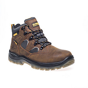 DeWalt Brown Challenger 3 Sympatex Boot Size 10