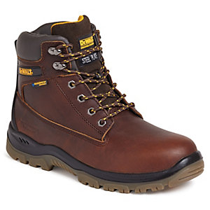 DeWalt Titanium Tan Waterproof Boot Size 9