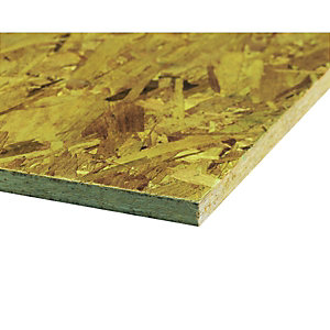 Wickes General Purpose OSB3 Board 9 x 1200 x 2400mm