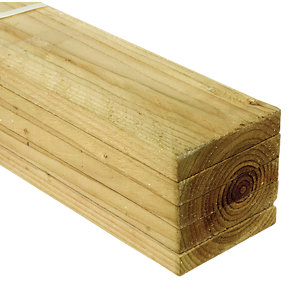 Wickes Treated Sawn 19 x 100 x 1800mm Pack 5