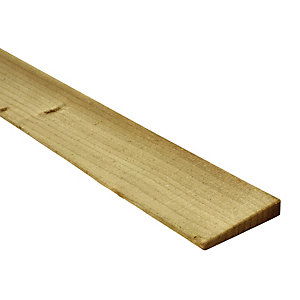 Wickes Feather Edge Fence Board 100mmx1.5m