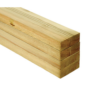 Wickes Treated Sawn 25 x 38 x 2400mm