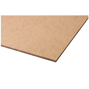 Wickes General Purpose Hardboard 3x607x1829mm