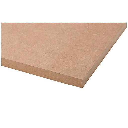 Wickes General Purpose MDF Board 6x607x2440mm