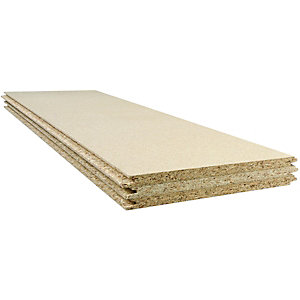 Wickes Chipboard Loft Panels Pack 3