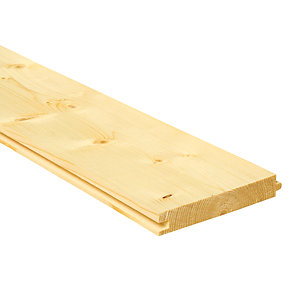 Wickes PTG Floorboards 18x121x1800mm Single