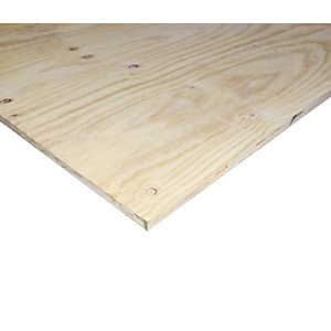Structural Softwood Plywood 1220x2440x18mm