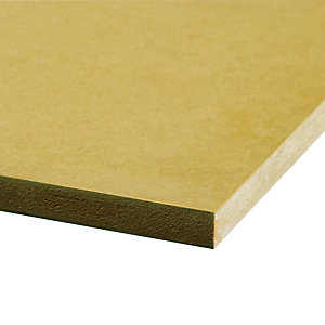 Wickes General Purpose MDF Board 25x1220x2440mm
