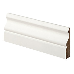 Wickes Ogee MDF Architrave 14.5x57x2100mm Sng