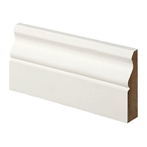 Wickes Ogee MDF Architrave 18x69x2100mm Pack 5