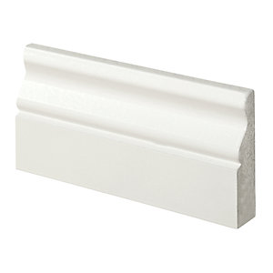 Wickes Ogee Fully Finished Architrave 18x69x2100mm Pack 5