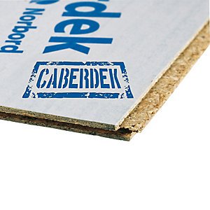 Wickes P5 T&G Caberdek Chipboard Flooring 18x600x2400mm