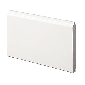 Wickes Fully Finished MDF Cladding 9x144x2400mm Pack 4