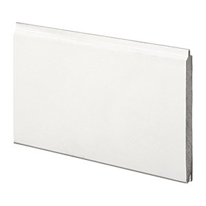 Wickes Pre Primed MDF Cladding 9x94x1800mm Pack 5