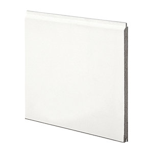 Wickes Fully Finished MDF Cladding 9x144x1800mm Pack 4